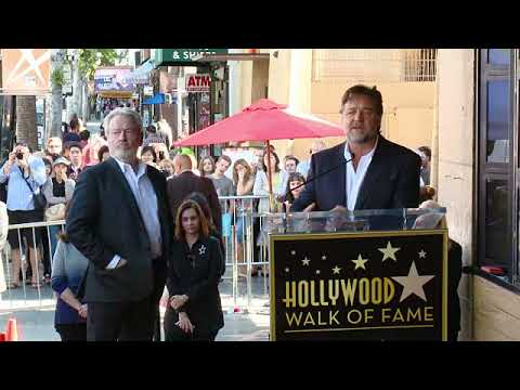 EVENT CAPSULE CLEAN  Director Ridley Scott Honored With Star On The Hollywood Walk Of Fame