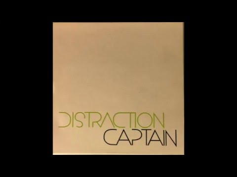 Captain - Distraction (2008) Full Album UNRELEASED