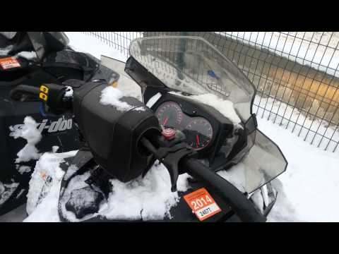 Снегоход SKI-DOO Grand Touring 600 ACE 2012 г