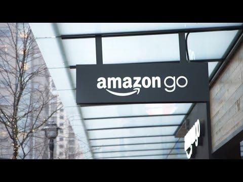How Does Amazon Go Work?
