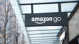 """Amazon Go is a new grocery store concept that promises a """"just walk..."""