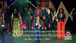 YAHWEH LIVE RECORDING BY CHRIS MORGAN