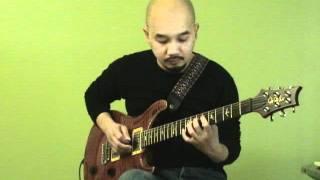 Tự học guitar solo bài 4 (Alternate picking complete)