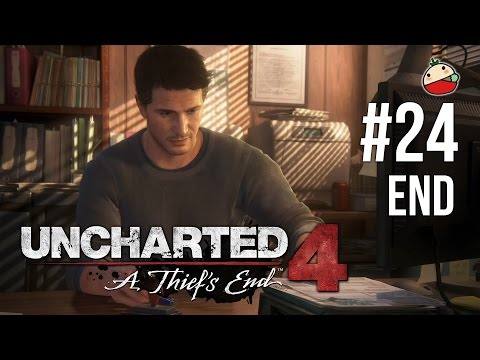 Uncharted 4 (PS4) #24 ★END★ อวสานจอมโจร Thai Commentary ไทย