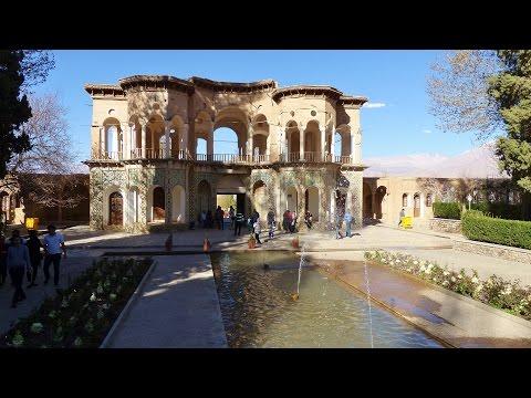 IRAN - De SHIRAZ A KERMAN