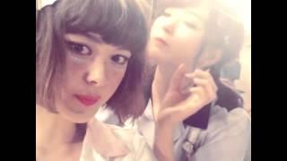 Yagi Arisa updated her Instagram ~ @alilouss: #girlsaward #やさなま...
