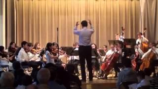 Ewazen, Four Royal Dances - MLC Intermediate Orchestra, Settlement Music School