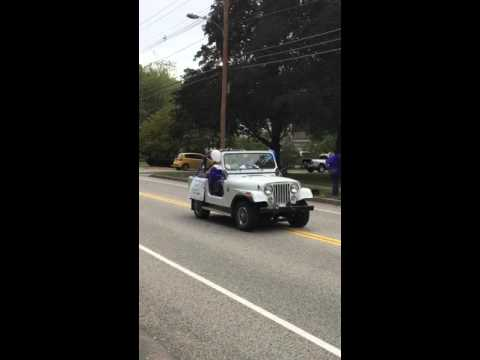Kennebunk High School Homecoming Parade 2015