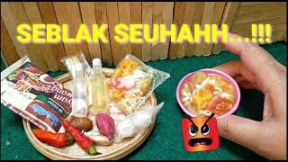 Dapur Barbie Masak Masakan Basreng Seuhahh Tiny Cooking Bahasa Indonesia Youtube