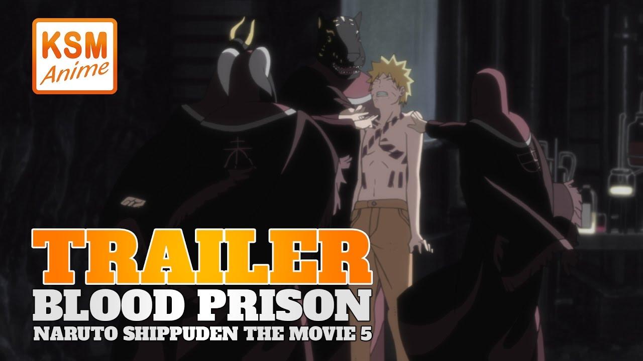 Download Naruto Shippuden The Movie 5: Blood Prison (Deutscher Trailer)