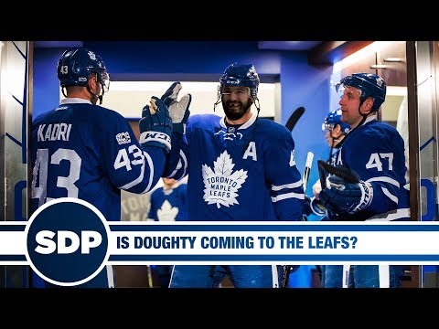 Is Drew Doughty Set to Become a Toronto Maple Leaf? | The Steve Dangle Podcast