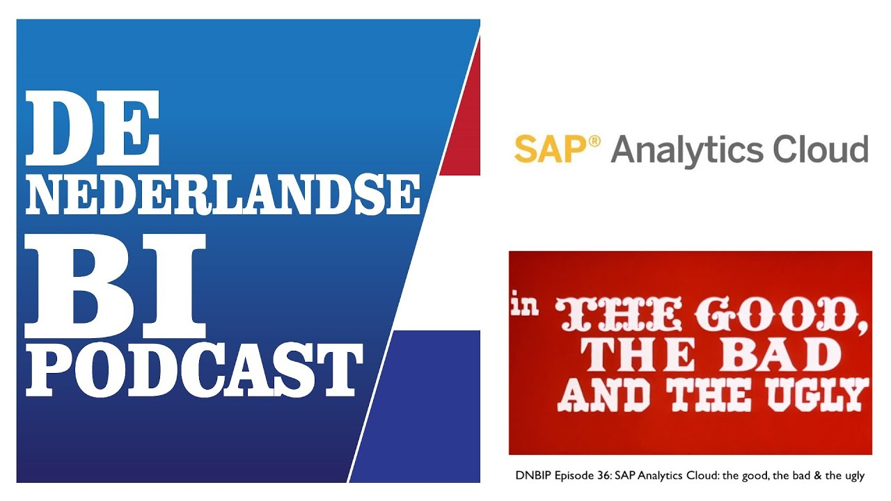 HackingSAP com » De Nederlandse BI Podcast episode 36 – SAP