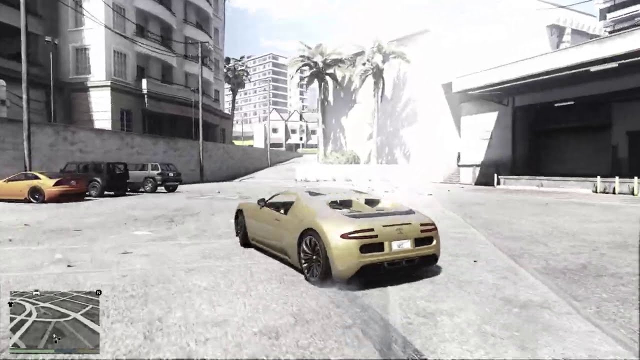 Download POV: you're playing GTA in 2013