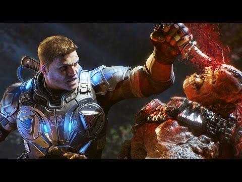 Gears of War 4 Gameplay - ASMR