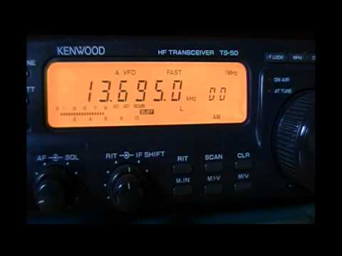All India Radio in tamil - 13695 kHz
