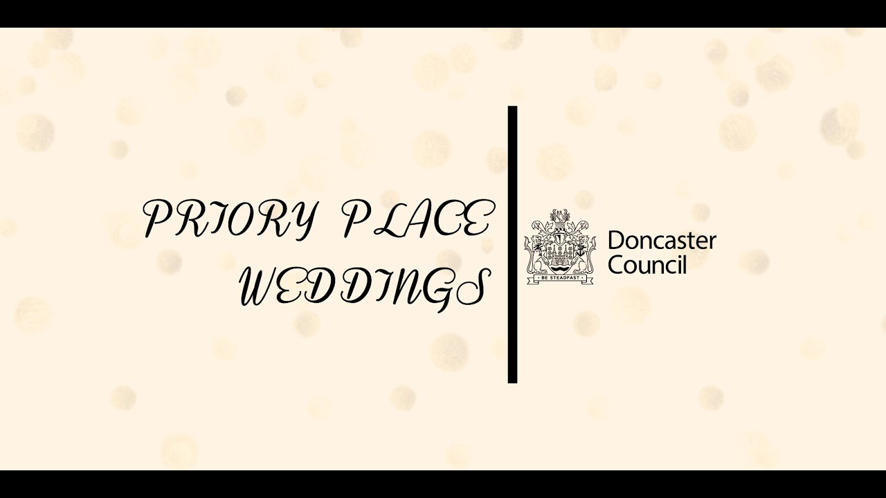Booking Your Marriage Or Civil Partnership Ceremony Doncaster Council