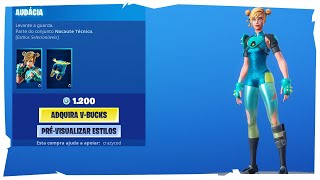 * NEW SKIN & PICKAXE * FORTNITE ITEMS STORE-TODAY'S STORE SEPTEMBER 14TH,2019 (AUDACITY)