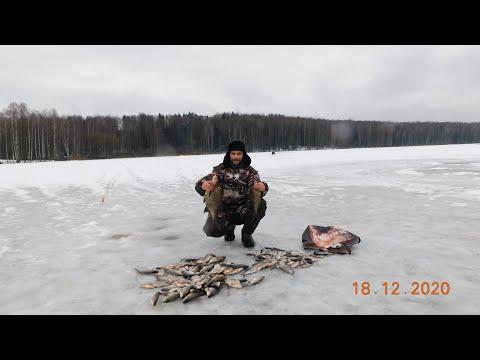 зимняя рыбалка 2020г