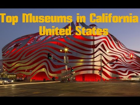 Top 20. Best Museums in California - United States