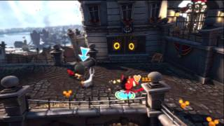 Disney Universe - Gameplay HD - First Level - Italiano (360/PS3)