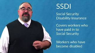 What Is The Diffęrence Between SSDI & SSI? | Citizens Disability