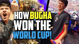How Bugha Became The Best Fortnite Player in the World!