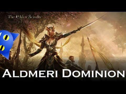 Aldmeri Dominion - Elder Scrolls Online Alliances
