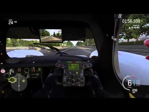 Forza 6 - race cars -