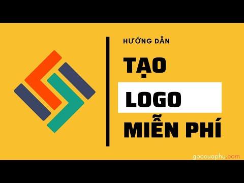 Hướng dẫn tạo logo miễn phí trong 5 phút