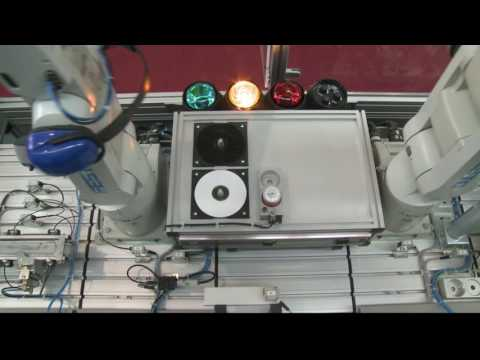 Robo-Balz im Sexertakt
