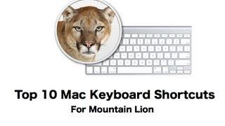 Top 20 Mac Keyboard Shortcuts - Keyboard Shortcuts for Mac Users