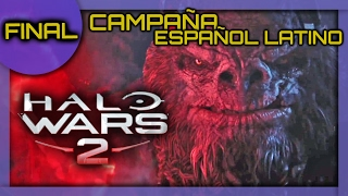 HALO WARS 2 | FINAL | Español Latino | Sin Comentarios 🎮