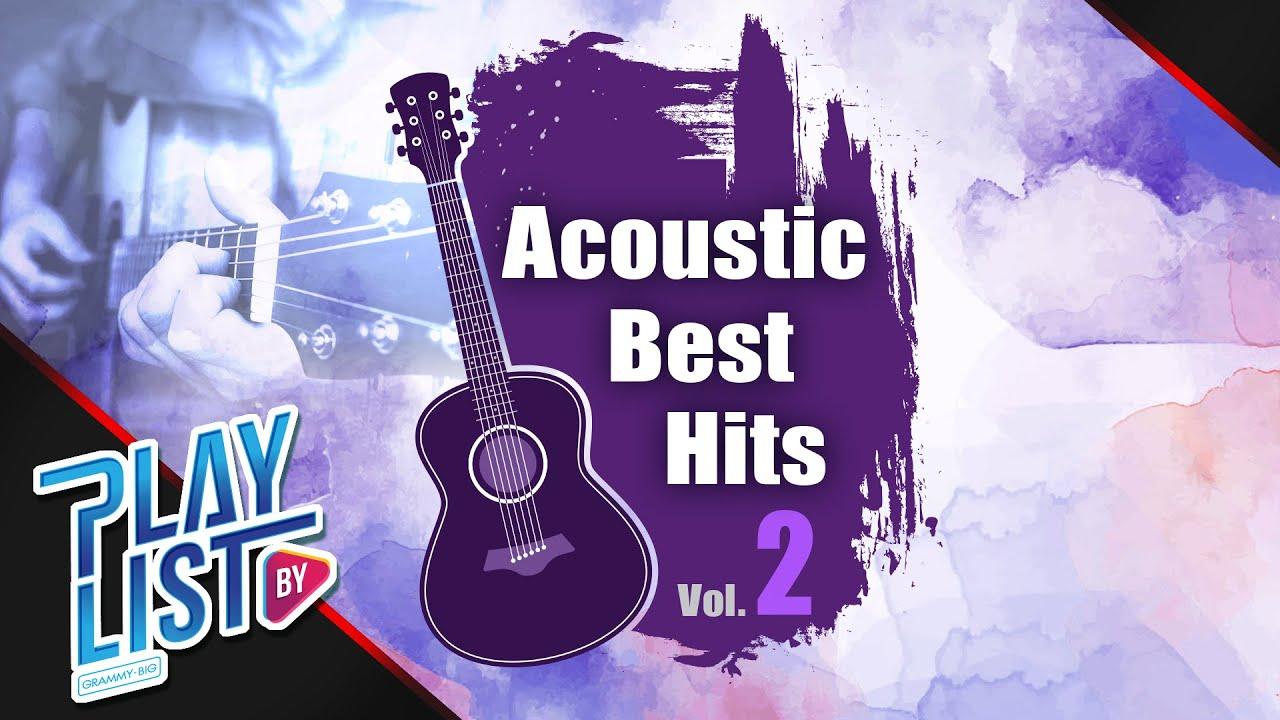 Acoustic Best Hits Vol2 | ทางของฝุ่น (Dust) Atom ชนกันต์, ช่างไม่รู้เลย PEACEMAKER