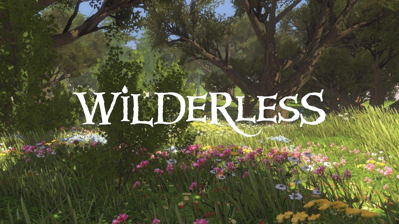 WILDERLESS - iOS - BETA - First Gameplay - iPhone 11 Pro Max - YouTube