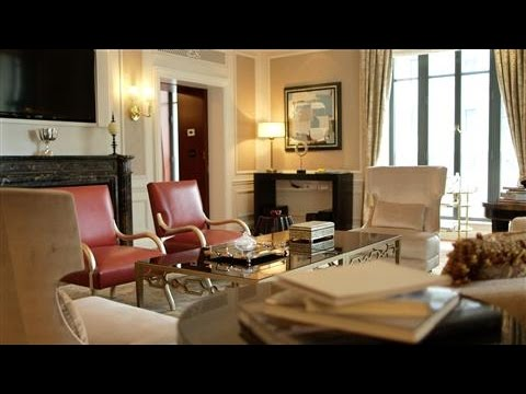 The St. Regis's $35,000 Presidential Suite