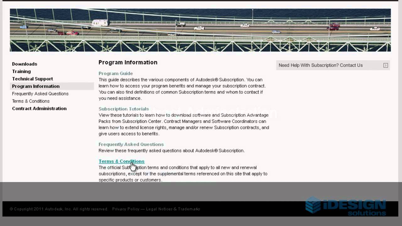 Autodesk Subscription Center Overview Part 2 of 2