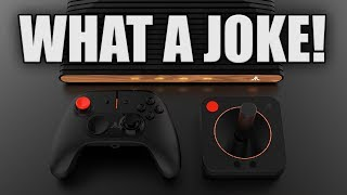 Atari DELAYS The Atari VCS Again After SpawnWaveMedia Calls Them Out