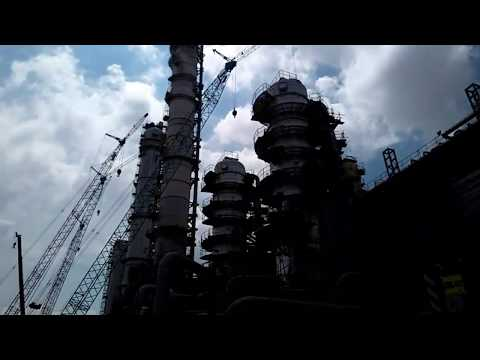 MALAYSIA PETRONAS RAPID PROJECT TOYO ENGINEERING 2018