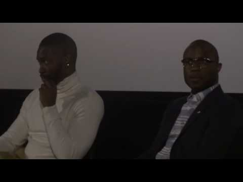Moonlight Q&A with Barry Jenkins, Tarell McCraney, Naomie Harris, Andre Holland 2 of 3