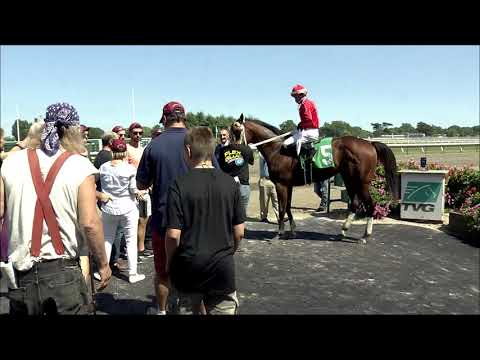 video thumbnail for MONMOUTH PARK 8-24-19 RACE 4