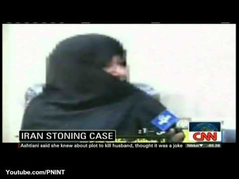 Iranian stoning case: Sakineh Mohammadi Ashtiani´s forced TV confession