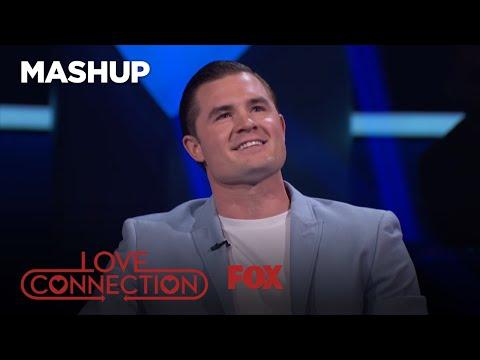 Awkward Moments: Awkward Kisses | Season 2 Ep. 4 | LOVE CONNECTION