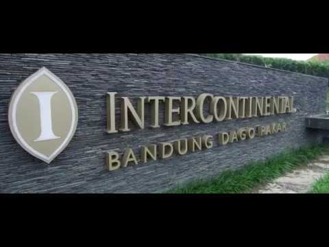 InterContinental Bandung Dago Pakar Luxury Stay & Dining Experience