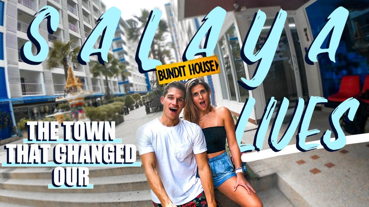 THE TOWN THAT CHANGED OUR LIVES (Salaya Thailand Vlog)