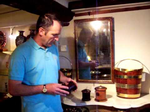 Mytton Antiques Tutorial featuring Jerrard Nares