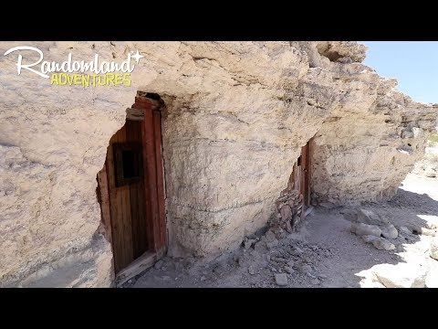 Abandoned Underground Houses, The Amargosa Opera House, And Area 51 Rest Stop