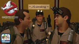 Ghostbusters: The Video Game - Chasing Slimer to The Sedgewick Hotel (Xbox 360/Xbox One Gameplay)