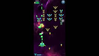 [Campaign] Level 19 GALAXY ATTACK: ALIEN SHOOTER | Best Relax Game Mobile | Arcade Space Shoot
