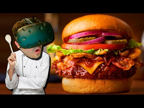 EL MEJOR COCINERO!! Job Simulator (HTC VIVE VR)