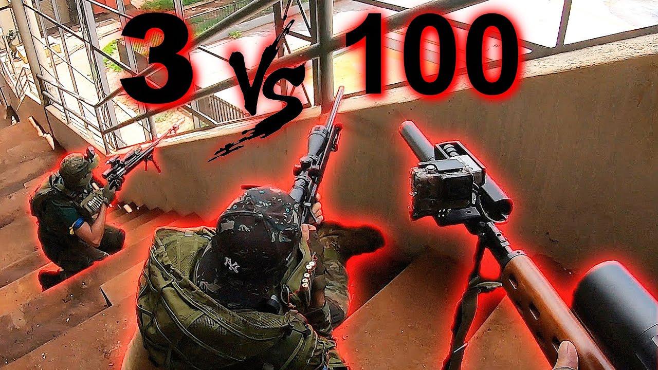 Quando um Sniper Mostra toda sua Habilidade 2 | RIFLE SVD DRAGUNOV | FUZILEIRO SNIPER